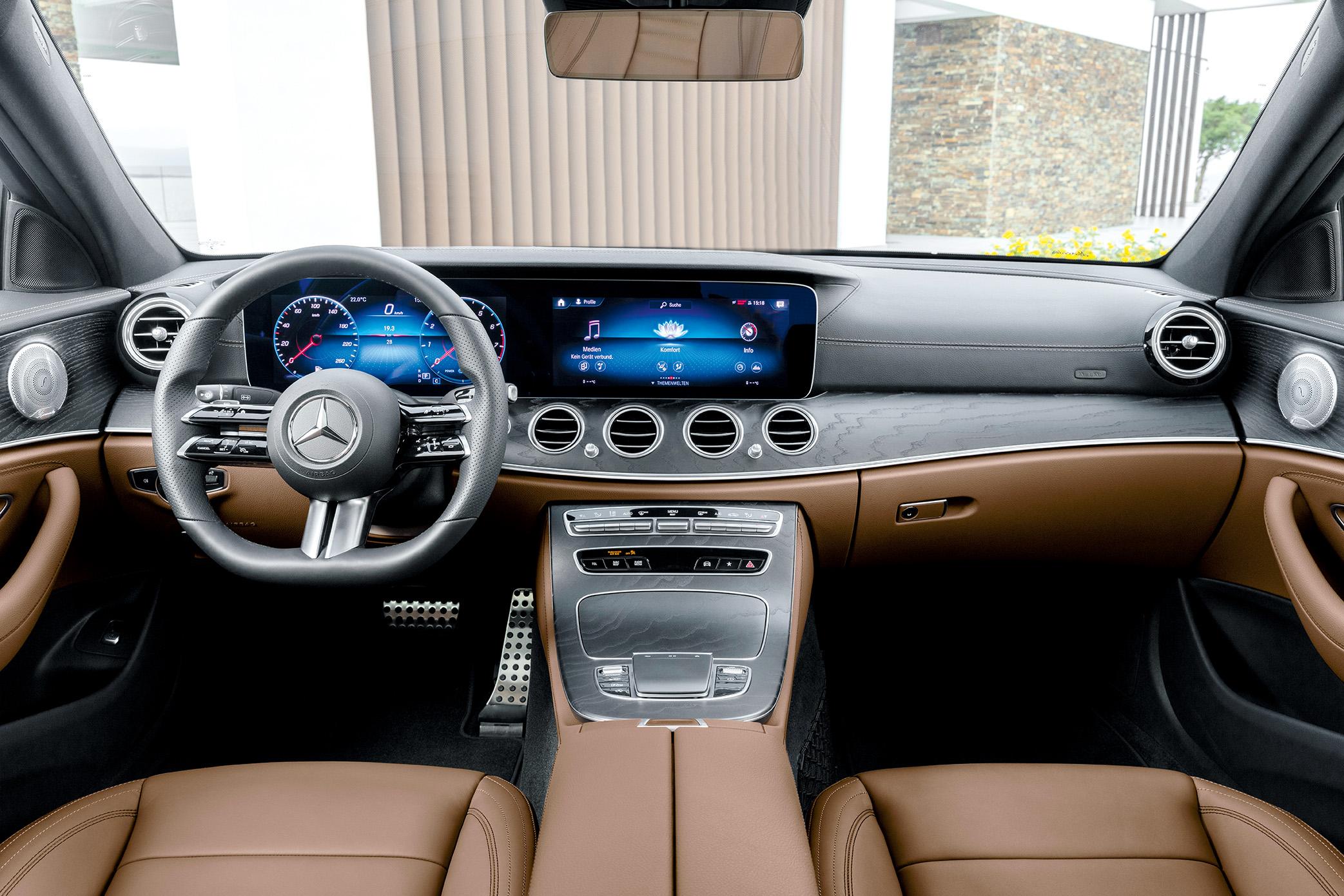 Mercedes-Benz E-Klasse (W 213), 2020
